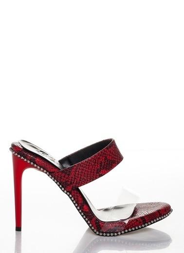 Efem Ayakkabı Kırmızı